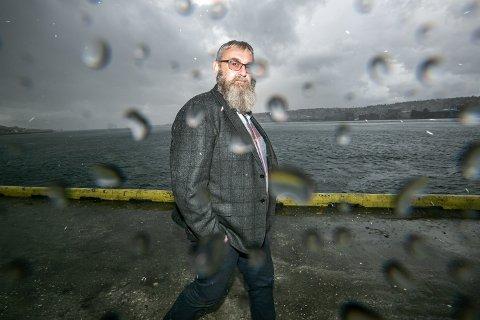 HAR SAGT I FRA:  Jørn Lorentzen, hovedtillitsvalgt for sjømannsforbundet i Hurtigruten sier de flere ganger har tatt opp fryktkulturen i Hurtigruten.