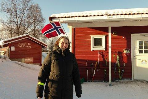 GODT SAMARBEID: Styrer ved Jaklamyra barnehage Hilde Kristin Langseter er godt fornøyd med resultatene fra brukerundersøkelsen. Hun mener årsaken er gjennom et godt samarbeid og en god dialog med foreldrene hvor de tar deres synspunkt på alvor.
