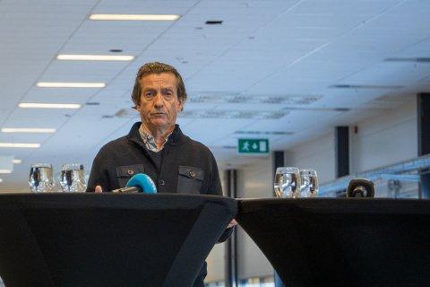 - I RUTE: Tore Enger, administrerende direktør i Teco 2030, mener fremtidsutsiktene for produksjon av hydrogenbrenselceller i Narvik er svært gode.