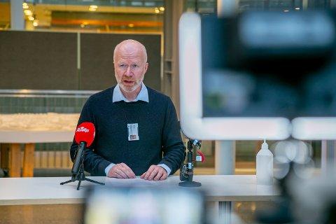 SMITTE: Over 700 personer skal nå bli testet etter smitte på Tromsøbadet.