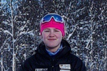 ANDREPLASS: Mona Holmer Danielsen gikk inn til sølv på hjemmebane.