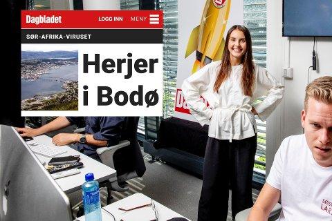 Beklager: Redaksjonssjef Hege Varsi innrømmer at Dagbladet bommet ganske kraftig og beklager til Bodøs innbyggere.