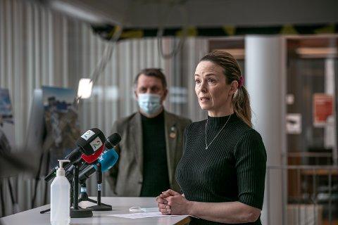 UKJENT OPPHAV: Nå jobber Tromsø kommune med en teori.