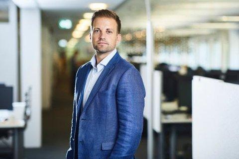 Kommunikasjonssjef i Europeiske Reiseforsikring, Andreas Bibow Handeland, forteller at nordmenn i god tro nå kjøper utenlandsturer til sommerferien, uten å kjenne til den økonomiske risikoen det innebærer. Foto: If Skadeforsikring