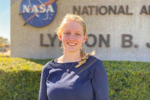 LEDER: Narvik-student Linn Robin Andersen er ny studentleder i NITO, Norges største organisasjon for ingeniører og teknologer.