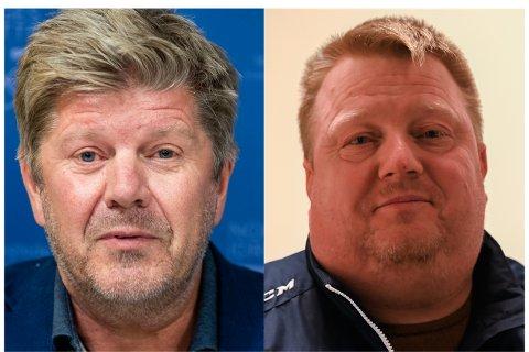 TAUS: Verken Ottar Eide, generalserkretær i forbundet, eller Terje Feragen i Narvik hockey ønsker å uttale seg om innholdet i anken til Arctic Eagles.