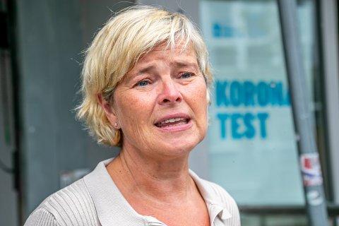 SKIBOTN: Hilde Sjurelv, administrerende direktør i Helsepartner Nord-Norge vil ha pasientene til deres rehabiliteringssenter i Skibotn.