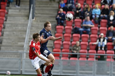 Mjølner tapte mot Rana FK.