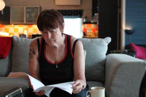 KJEMPER VIDERE: - Jeg gir meg aldri i kampen for hundenes rett til livet, sier Ingrid Goin.