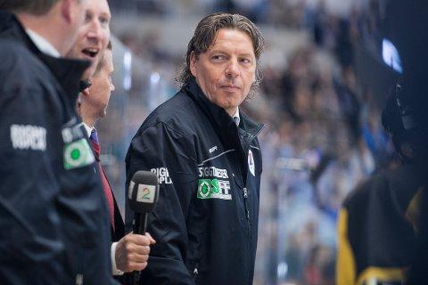 VISJONER FOR NORD: Tore Christiansen er styreleder og hovedaksjonær i Stavanger Oilers.