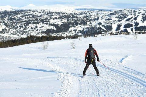 Gålå er et populært hytteområde - flere fritidsboliger ligger på topplista i Sør-Fron kommune.