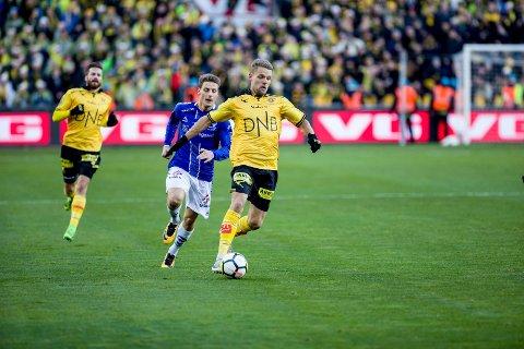 BEST: Mats Haakenstad er sjette beste spiller fra Vestfold i følge en rangering gjort av Dagbladet.
