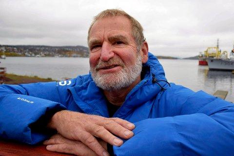 TALENTER: Rosjef Bjørn-Inge Pettersen har mange lovende juniorer som har KM innendørs som første mål denne sesongen.