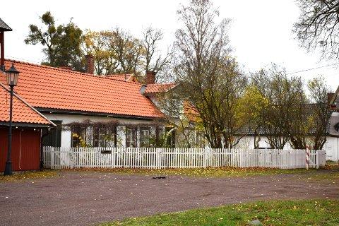 TIL UTLEIE: De som leier Rosehagen private festligheter må selv ta med alkohol og mat.