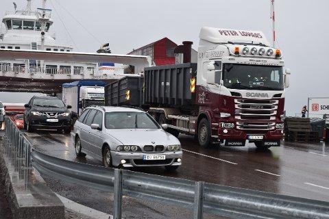INGEN STREIK: Dermed vil det heller ikke bli noen reduksjon i driften hos Bastø Fosen.