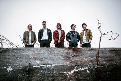 TIL KANALROCK: Honningbarna er populære i Horten. Nå har Kanalrock sikret seg bandet til årets festival.