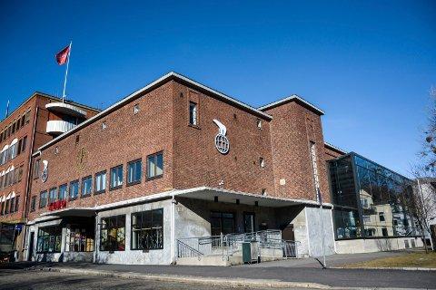 TILSYN: Horten kino fikk for noen uker siden besøk av brannvesenet.