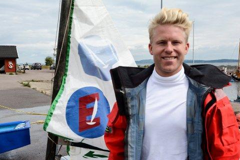 RUTINERT: Selv om Christian Laberg Kristoffersen for lengst har lagt opp som aktiv, var han god nok til å vinne lag-VM.