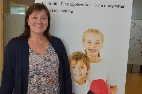 STOLT: Daglig leder Ann-Kristin Bekkevoll i Opplevelseskortet har i flere år stått på og jobbet for å utvikle prosjektet sitt. I oktober opplevde organisasjonen en skikkelig opptur da det ble kjent at de var nominert til Årets Sosiale Entreprenør.