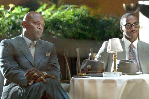 SANN HISTORIE: Filmen er basert på en sann historie om to afroamerikanere som leier inn en hvit mann for å være deres ansikt i byggingen av sitt eiendomsimperium.