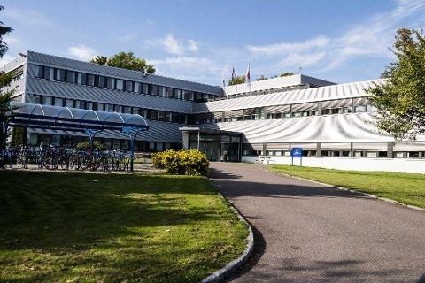 KJØPTE ROLLS-ROYCE SELSKAP: Kongsberg Maritime CM AS i Ålesund het tidligere Rolls-Royce Marine AS. Nå fusjonerer de med hovedsetet i Horten.