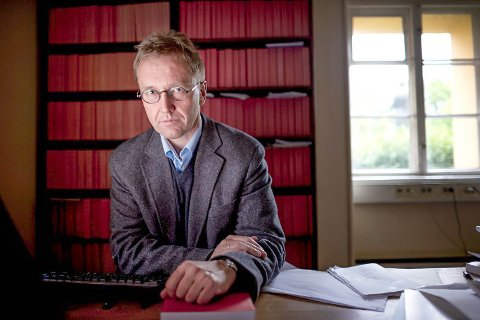 FRA ÅSGÅRDSTRAND: Finn Arnesen har hatt det travelt. Han har ledet utvalget som har gransket Navs praksis innen trygderett - den såkalte «Nav-skandalen».