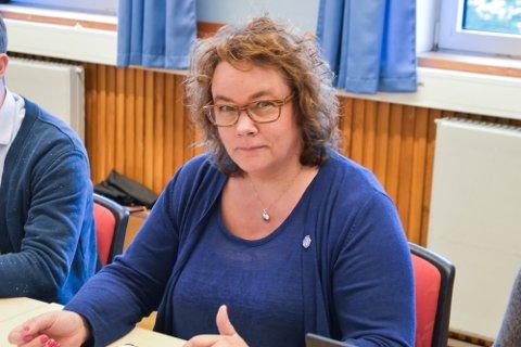TULLETE: Anne Grethe Hauan mener det er tullete å bruke økonomi som grunn til å stemme ned forslaget om gratis trygghetsalarm.