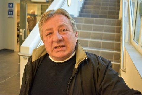 """FRITTALENDE: Zvonimir Vojtulek kaller kommuneansatte """"overbetalte byråkrater"""" på Facebook."""