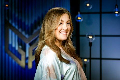 MGP: Ane Caroline Finstad - Ane.Fin - røk ut i femte omgang av Melodi Grand Prix.