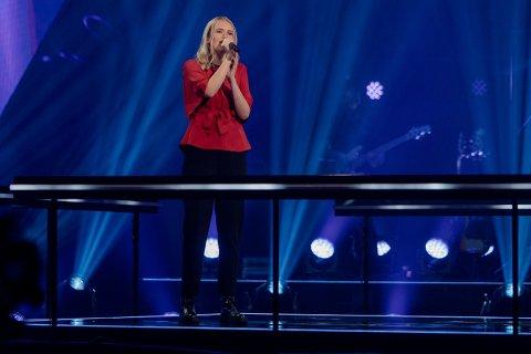 Mie Omholt (17) fra Horten deltar i årets utgave av The Voice.