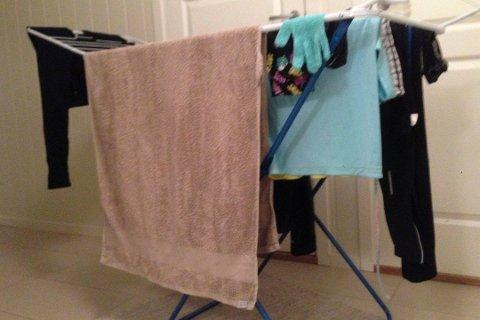 MUGG: Dersom man tørker klær inne på feil måte, kan det skapes muggdannelser.