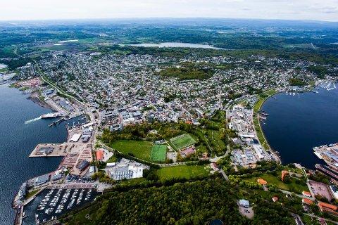 STØTTE: Bedrifter i Horten mottok 112 millioner kroner i støtte fra Innovasjon Norge i 2020.
