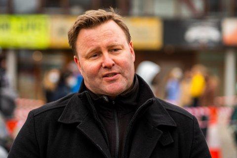 ADVARER: Espen Nakstad minner om at utbruddet i Holmestrand kunne skjedd hvor som helst.