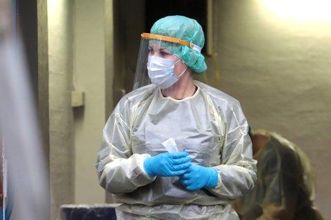 Mange har testet positivt for koronaviruset i Holmestrand den siste uken.