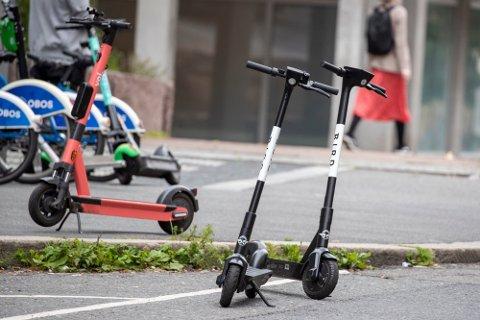 Elektriske sparkesykler er å finne i de fleste store byer, nå kan de kanskje snart også leies i Horten.