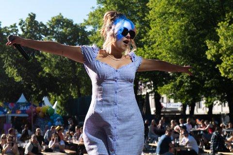SPIKERSUPPA: Ane.Fin-konsert på Oslo Pride.