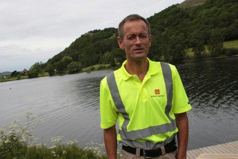 Gunnar Eiterjord er prosjektleder i Statens vegvesen, blant annet for E39 Ålgård-Hove. Han mener at en avhending av prosjektet til Nye Veier AS, kan føre til nye planleggingsprosesser som fort kan ta flere år.