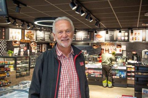 Per Gausland, daglig leder og eier av Circle K Ålgård, sier han tror det blir hans beste juni noensinne.