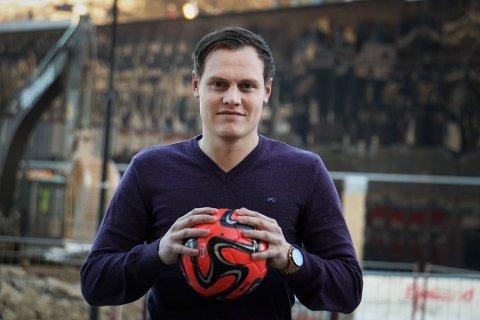 Aslak Ravndal (27) melder overgang til Gjesdal FK.