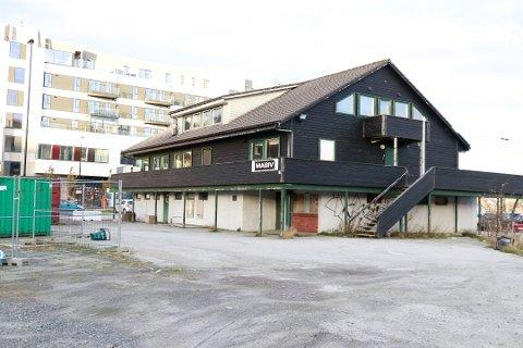 ÅFKs gamle klubbhus er ikke lenger i bruk og foreslås revet neste år (arkivfoto: Kirsten Håland).