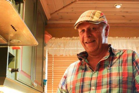 John Garvik i Ålgård Taxi forteller om travle enkeltdager i vente, deriblant nyttårsaften. Romjulen er derimot en rolig tid.