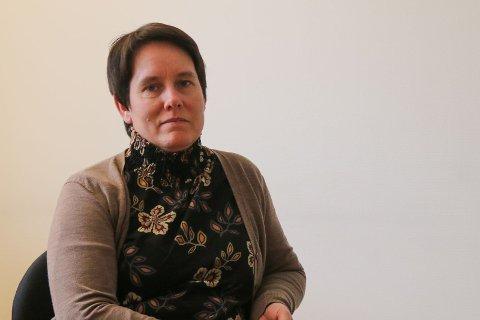 Lillian Ydstebø er kommunalsjef for helse og velferd i Gjesdal kommune.