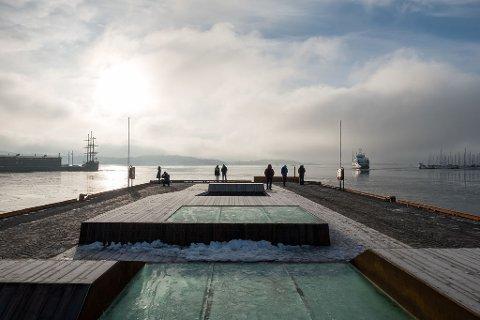Rådhusbrygga i Oslo har blitt kåret til Norges beste uterom, i konkurranse med blant annet Ålgård sentrum.