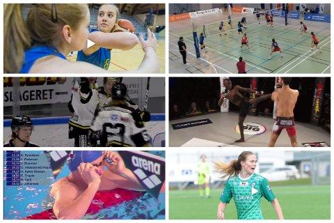 Gjesdalbuens abonnenter har fått tilgang på direkte sportssendinger fra en lang rekke øvelser gjennom portalen Direktesporten.