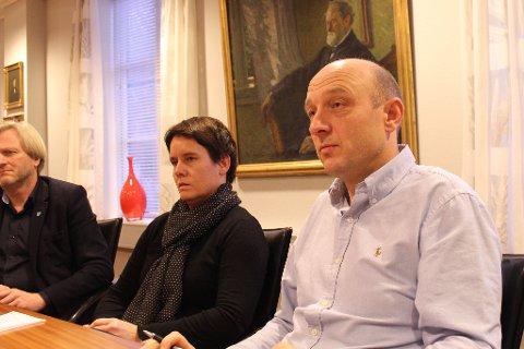 Rådmann Knut Underbakke lover at dersom det er behov for flere sykehjemsplasser når avtalen med Sandnes kommune avsluttes, blir «Sandnes-rommene» tatt i bruk.