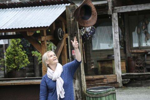 Solfrid Sivertsen gleder seg til ny festival i Westernbyen.