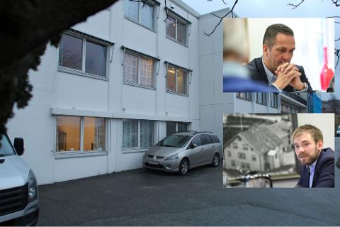 Folkevalgte Andreas Eidsaa Jr. (KrF) og Tom Kalsås (Ap) er bekymret for bemanningssituasjonen ved Solås bo- og rehabiliteringssenter.
