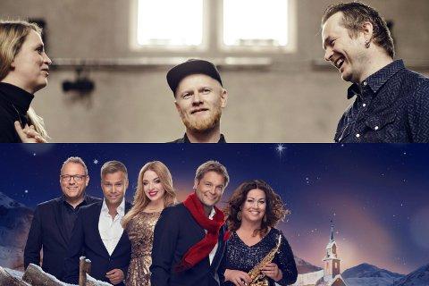 Flere kjente norske artister skal synge julen inn i Ålgård kirke.