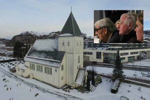Etter å ha overvært formannskapsmøtet på torsdag har Eddie Vigesdal god tro på framtiden til gamle Ålgård kirke.