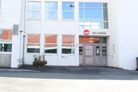 I januar registrerte NAV 205 helt arbeidsledige personer i Gjesdal (arkivfoto: Lars Fisketjøn).